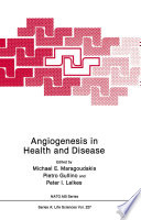 Angiogenesis In Health And Disease Book PDF