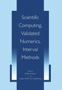 Scientific Computing  Validated Numerics  Interval Methods