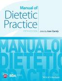 Manual of Dietetic Practice