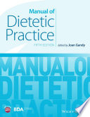 """Manual of Dietetic Practice"" by Joan Gandy"