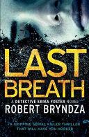 Last Breath Book