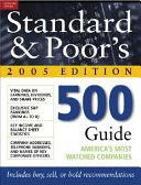 Standard   Poor s 500 Guide Book