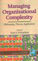 Managing Organizational Complexity