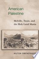 American Palestine