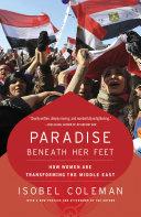 Paradise Beneath Her Feet [Pdf/ePub] eBook