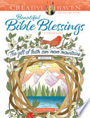 Creative Haven Beautiful Blessings Coloring Book