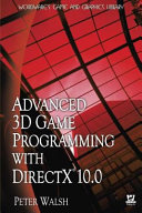 Advanced 3D Game Programming with DirectX 10 0