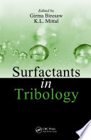 Surfactants in Tribology