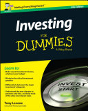Investing for Dummies - UK ebook