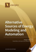 Alternative Sources of Energy Modeling and Automation