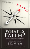 What is Faith? Pdf/ePub eBook