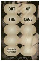 link to Out of the cage in the TCC library catalog