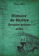 Pdf Histoire de Bic?tre Telecharger