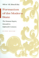 Pdf Formation of the Modern State