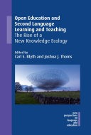 Open Education and Second Language Learning and Teaching