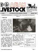 Asian Livestock Book
