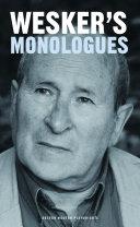 Arnold Wesker s Monologues