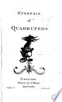 Synopsis of Quadrupeds