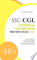 DP's SSC CGL General Awareness [Previous Year Questions]