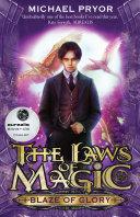 Laws Of Magic 1: Blaze Of Glory Pdf/ePub eBook
