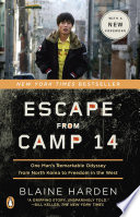 Escape from Camp 14 Book
