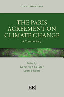 The Paris Agreement on Climate Change Pdf/ePub eBook