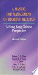 A Manual For Management Of Diabetes Mellitus Book PDF