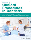 Manual of Clinical Procedures in Dentistry