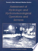 Assessment of Hydrologic and Hydrometeorological Operations and Services