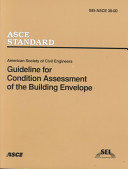 Guideline For Condition Assessment Of The Building Envelope Book PDF