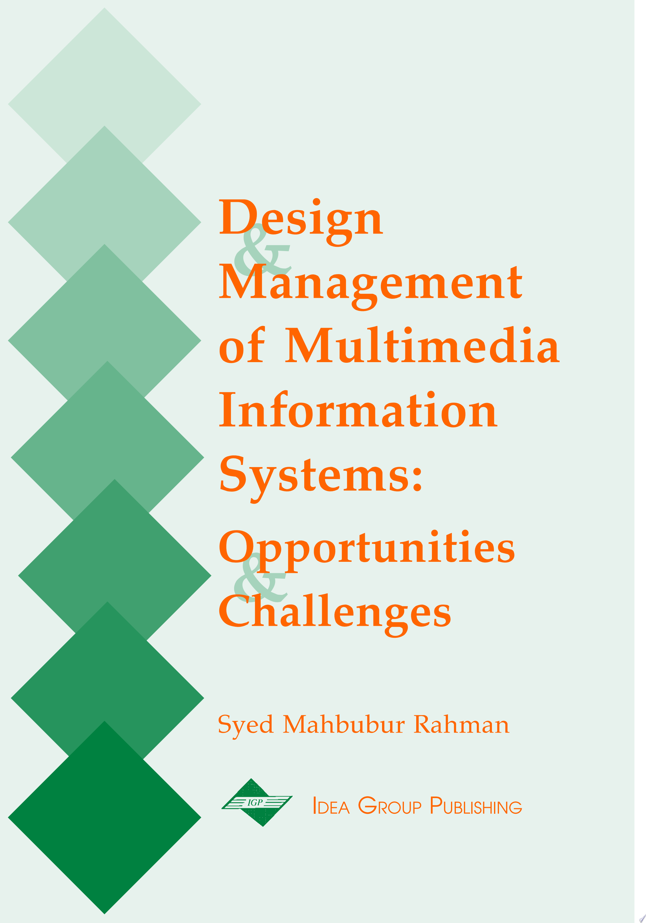Design and Management of Multimedia Information Systems  Opportunities and Challenges