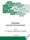 Actinides And The Environment Book PDF