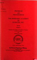 Program and Proceedings Book
