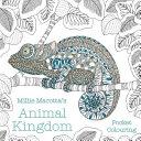 Millie Marotta s Animal Kingdom Pocket Colouring