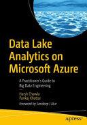 Data Lake Analytics on Microsoft Azure