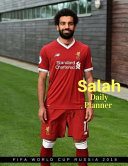 Salah Daily Planner Fifa World Cup Russia 2018