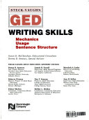 Steck-Vaughn GED Writing Skills ebook