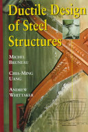Ductile Design of Steel Structures Book