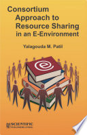 Consortium Approach to Resource Sharing in an E Environment