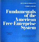 Fundamentals of the American Free Enterprise System
