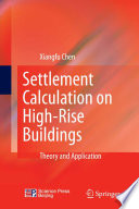 Settlement Calculation on High-Rise Buildings