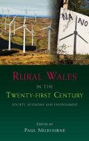Rural Wales in the Twenty-First Century