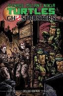 Teenage Mutant Ninja Turtles   Ghostbusters Book