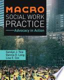 Macro Social Work Practice Book