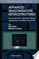 Advanced Semiconductor Heterostructures