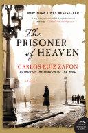 The Prisoner of Heaven Pdf/ePub eBook