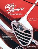 Alfa Romeo Owners Bible