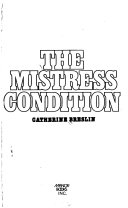 The Mistress Condition Book