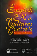 English in New Cultural Contexts