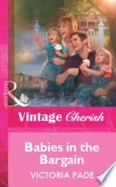 Babies in the Bargain  Mills   Boon Vintage Cherish